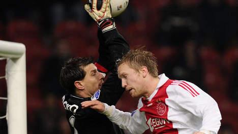 Ajax hoopt op Lindgren