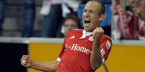 van Toorn; Robben kan gewoon voetballen